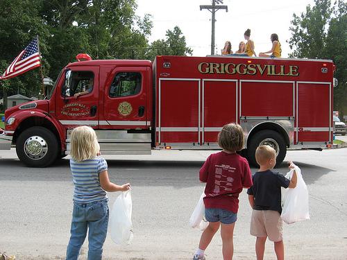 Griggsville Fire Truck