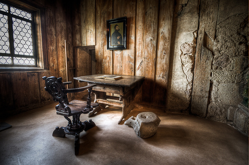 Luther's Desk