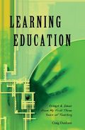 Learning Education (cover)