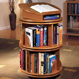 Carousel Bookshelf
