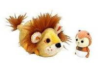Jack the Lion and Baby Wilder